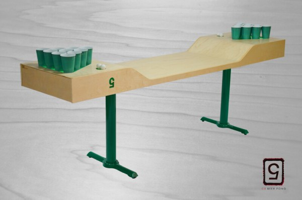 Customizable Beer Pong Tables