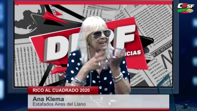 Photo of C5SF –  Ana Klema – Estafada Aires del Llano – RICO AL CUADRADO 2020 – 02 marzo 2020