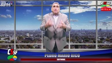 Photo of C5SF –  Pedro Rico – Editorial – El título que nadie quiere ver: Saturacion de las camas de terapia