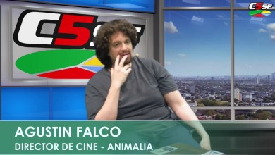 Photo of C5SF –  AGUSTÍN FALCO – Director de Cine «ANIMALIA» –   06 noviembre 2020