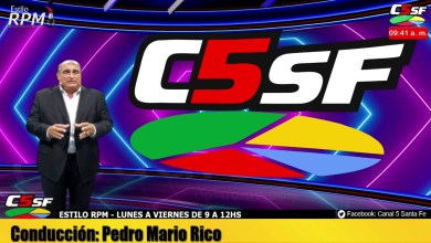 Photo of C5SF –  Pedro Rico – Sonia Martorano: decepcionada con la gente – 10 noviembre 2020