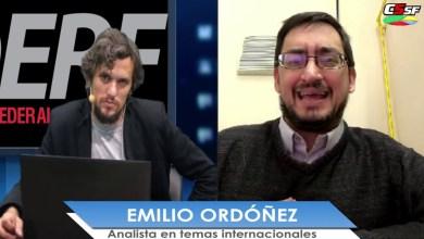 Photo of C5SF –  Emilio Ordóñez – Analista en temas internacionales – RICO AL CUADRADO – 30 octubre 2020
