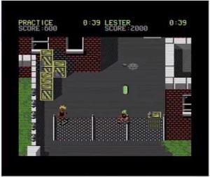 C64 Skate or Die