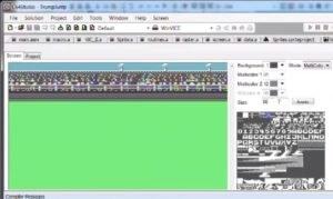C64 Studio Sprite Editor