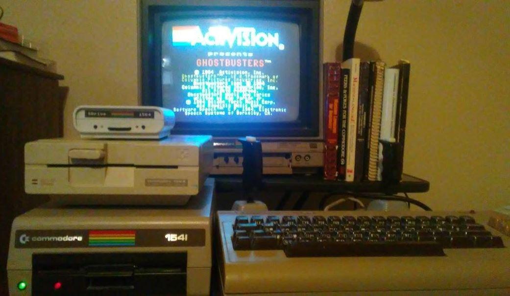 Home - Commodore 64 Brain