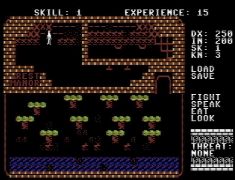 Commodore 64C Game Marathon