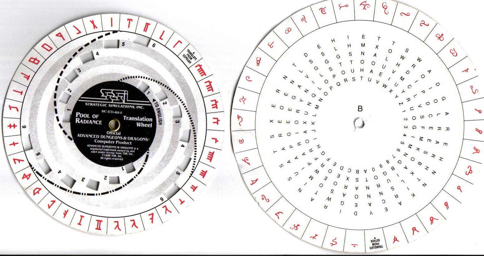 The Best Printable Decoder Wheel