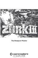 Zork III: Box and Manual Scans