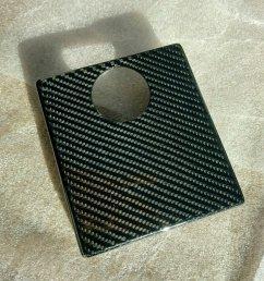 c7 corvette real carbon fiber engine cover package fuse box alternator brake reservoir [ 998 x 1022 Pixel ]