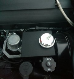 c7 corvette 4 piece engine cover kit fuse box alternator brake reservoir  [ 1200 x 1600 Pixel ]