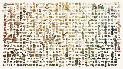 British & Exotic Mineralogy(19世紀礦物地圖)