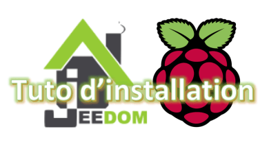 Photo de Tuto : Installation de Jeedom sur un Raspberry PI