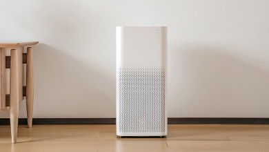 Photo de Commande : Le purificateur d'air Xiaomi avec filtre HEPA