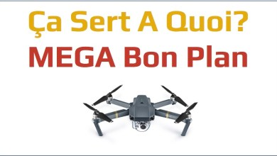 Photo of MEGA bon plan : le pack combo Drone DJI Mavic Pro!