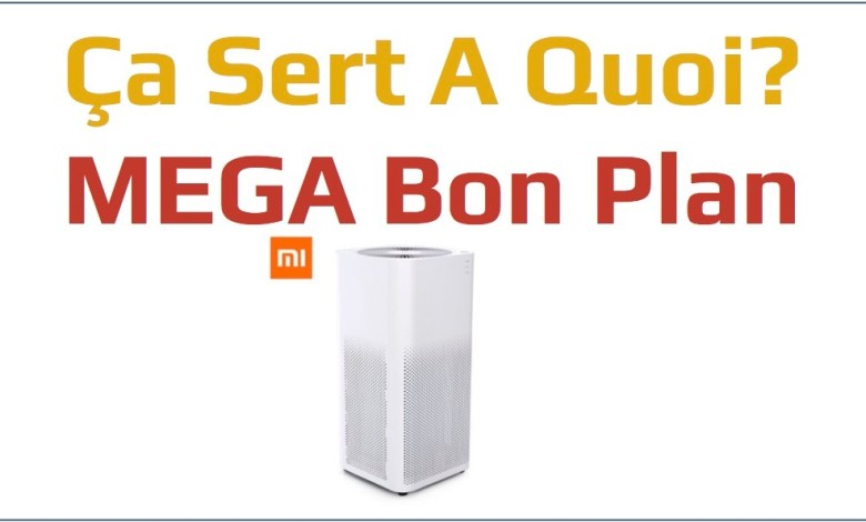 Entete MEGA Bon plan Purificateur