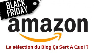 Photo de Black Friday 2017 chez Amazon