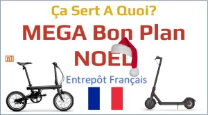Entete MEGA Bon plan M365 QIcycle
