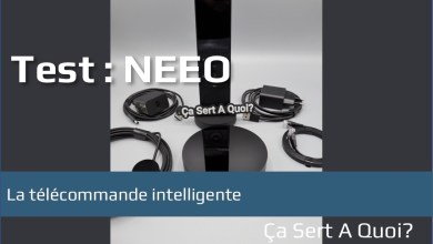 Photo de Test : Neeo la télécommande intelligente