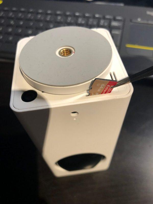 Tuto : Hack de la caméra de surveillance Xiaomi Dafang | Ça