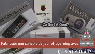 Photo de Guide : Fabriquer une console de jeu retrogaming avec Recalbox
