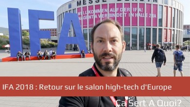 Photo de #IFA2018 : Retour sur le salon high-tech d'Europe