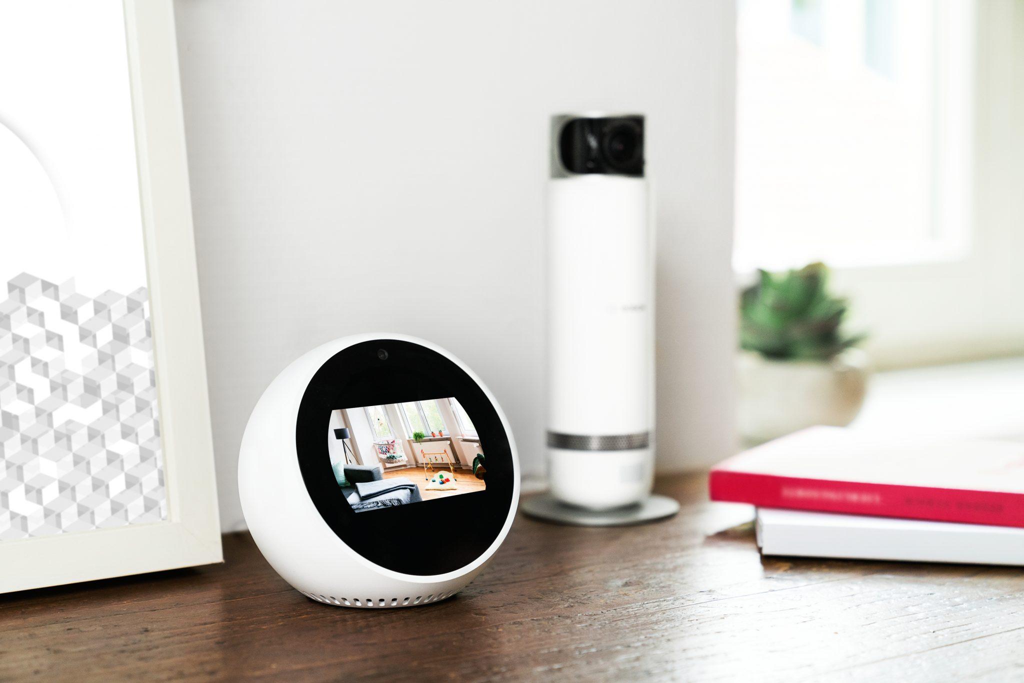 test : la caméra bosch intérieure 360° | Ça sert a quoi?