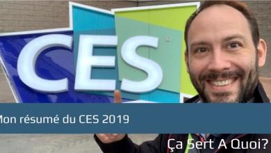 Photo of Mon résumé du CES 2019