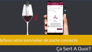 Photo de Test MyOeno votre sommelier de poche