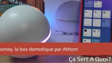 Photo de Homey, la box domotique par Athom