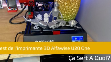 Photo of Test de l'imprimante 3D Alfawise U20 One