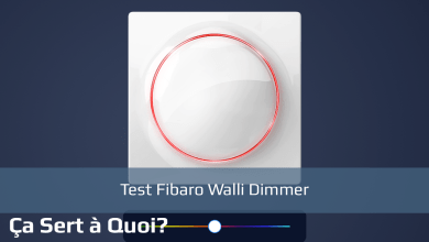 Photo de Test Fibaro Walli Dimmer