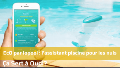 Photo de EcO par Iopool : l'assistant piscine pour les nuls