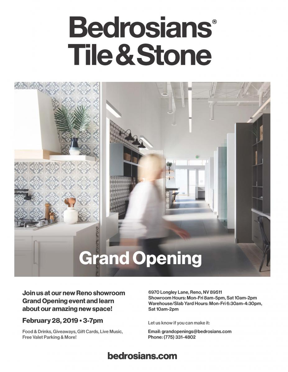 bedrosians tile and stone change comin