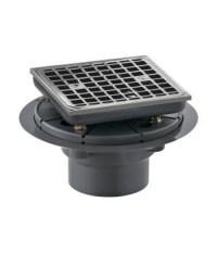 KOHLER Canada: K-9136: Square design tile-in shower drain: