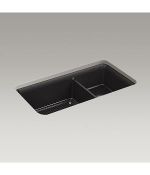 kitchen sink rack outdoor frame kohler canada k 8204 cairn 33 1 2 x 18 5 16 10 8 neoroc