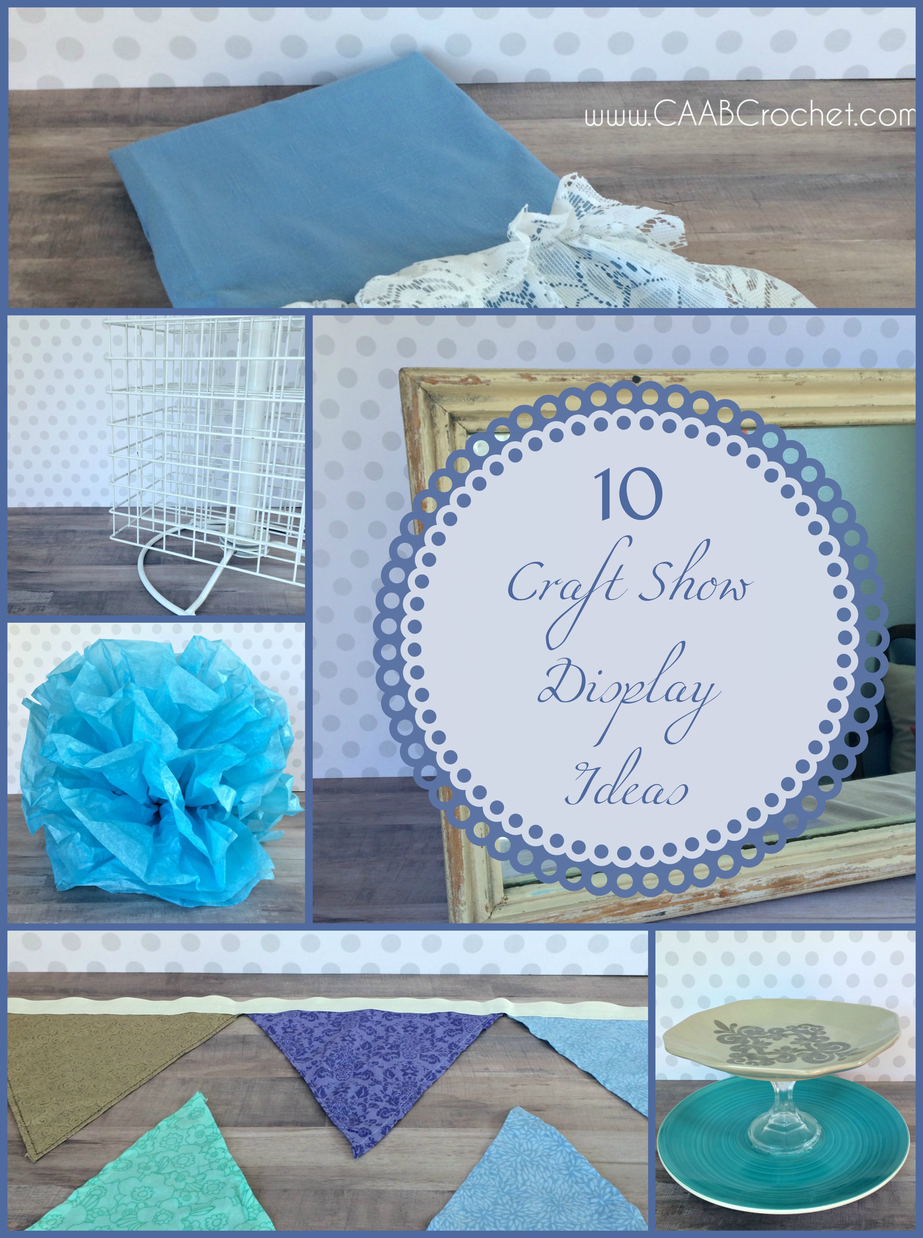 Craft Show Display Ideas Great For Your Fair Booth