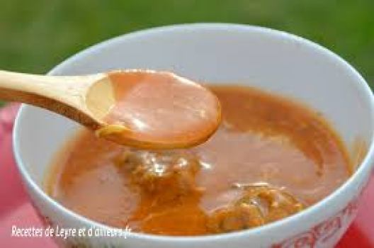 caaleyrebon hasou hsou croustillant viande ou poisson