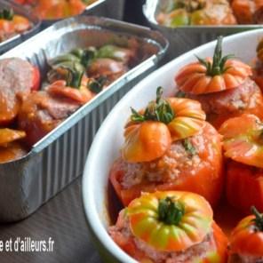caaleyrebon tomatesfarciescanardconfitcongelation