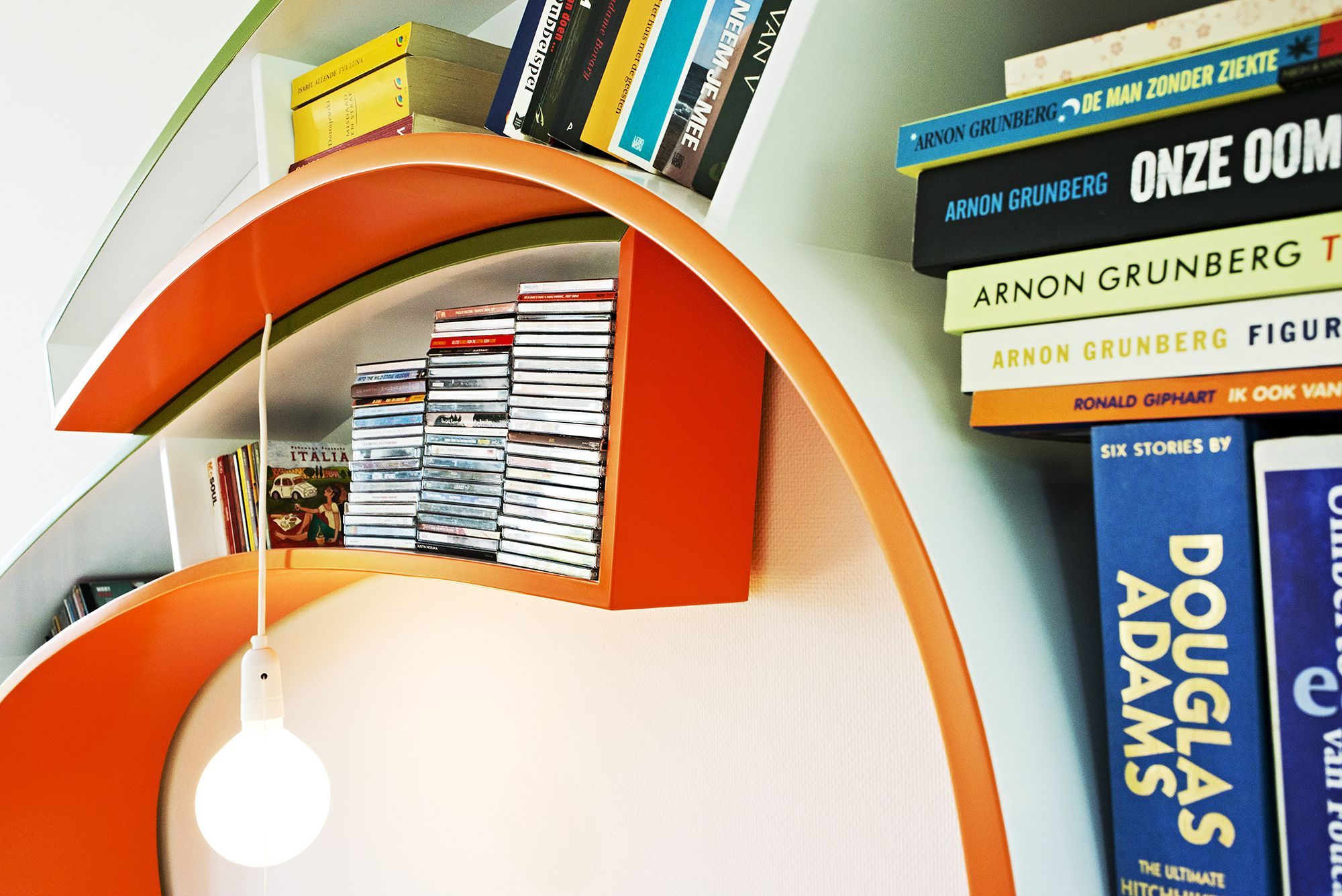 bookworm by atelier 010 - caandesign   architecture and home design blog
