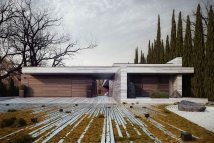 Horizontal House 81.waw.pl - Caandesign Architecture