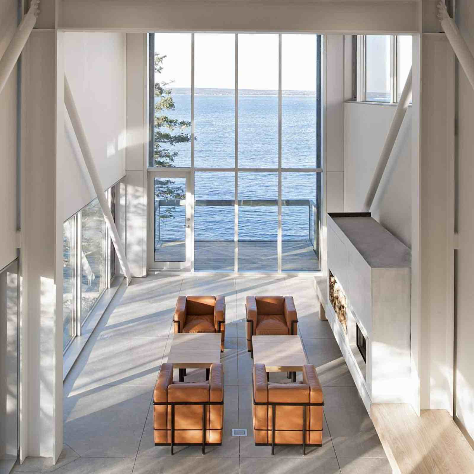 Two Hulls House by MacKayLyons Sweetapple Architects