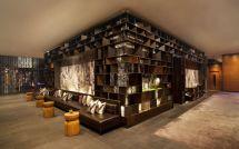 Luxurious Hong Kong Hotel - Caandesign Architecture