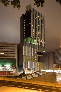Exterior Hotel Icon Hong Kong Photo