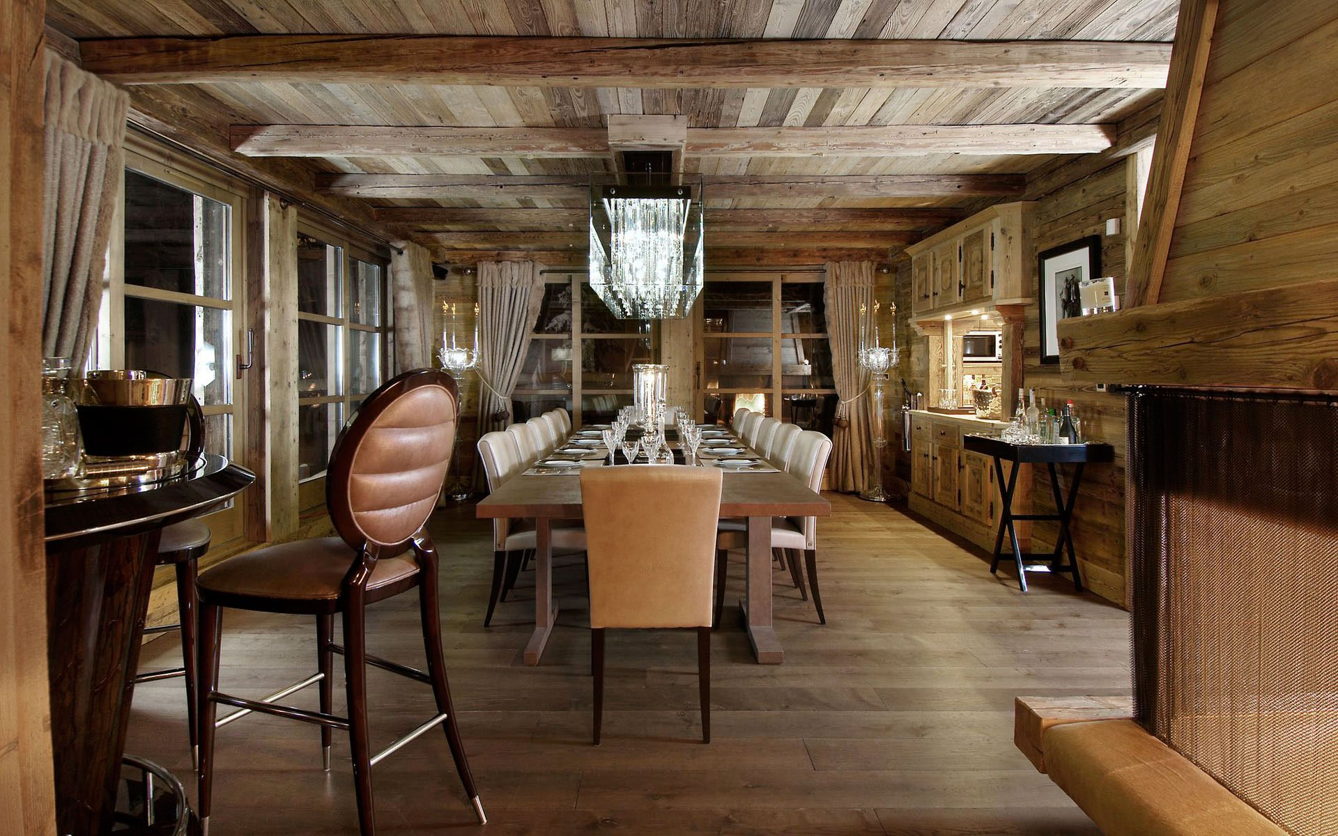 Chalet Grande Roche  CAANdesign  Architecture and home