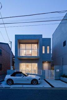 Modern Zen Design House Rck - Caandesign