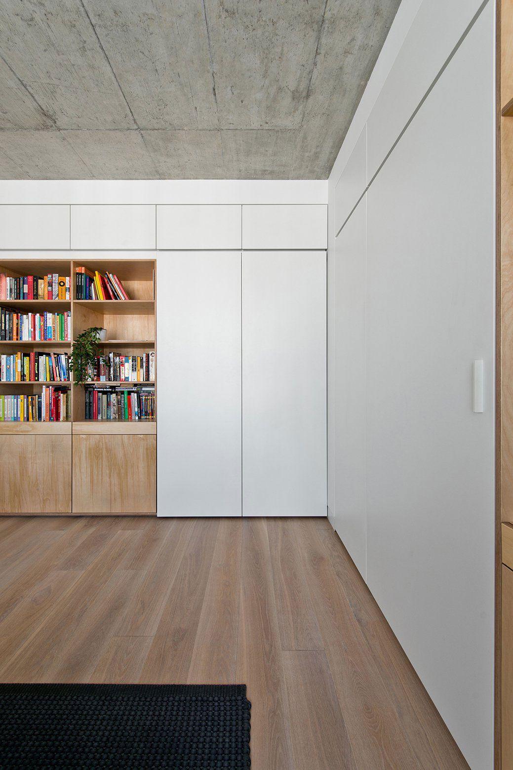 dark oak floor living room bohemian design apartment in vilnius by normundas vilkas - caandesign ...