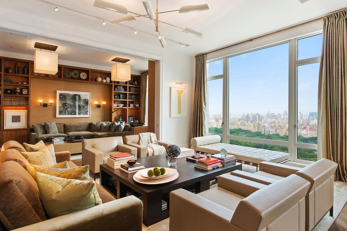 New York Luxury And Elegant Apartment Near Central Park CAANdesign Architecture And Home