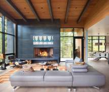 Elk Highlands Residence Stillwater Architecture