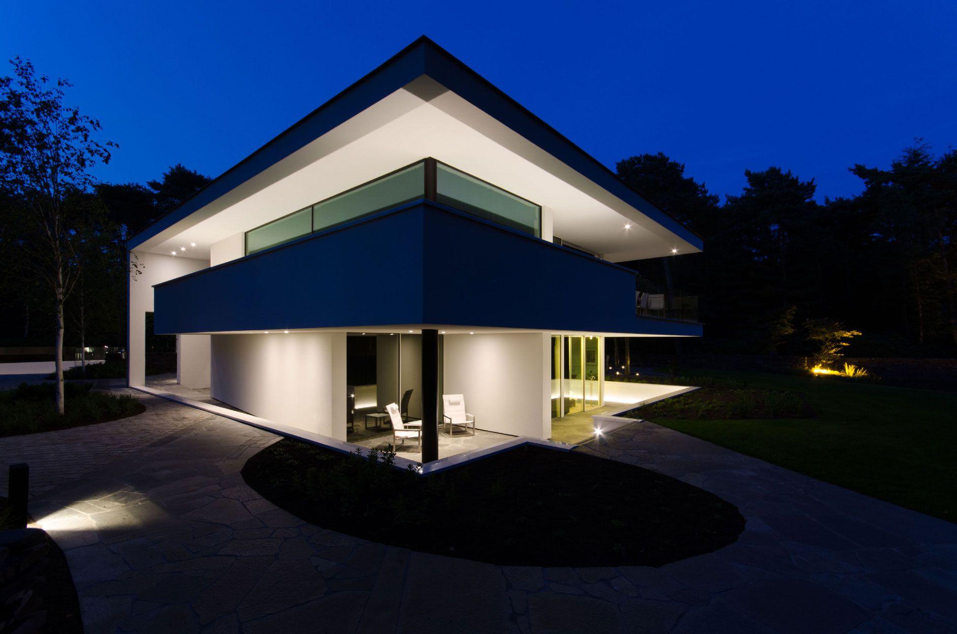 Ultramodern NoordBrabant House by DPL Europe  CAANdesign  Architecture and home design blog