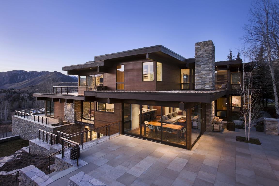 Best Kitchen Gallery: Prospector Residence By Marmol Radziner Caandesign Architecture of Marmol Radziner Homes on rachelxblog.com